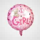 Foil Balloon - for girl