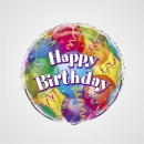 Foil Balloon - birthday