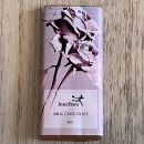 Lilac Rose Chocolate Bar
