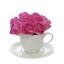 Pink Rose Cup