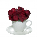 Red Rose Cup