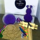Monsters Playdough Set