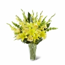 S34-5015 - The FTD® Glowing Ray™ Bouquet - Deluxe