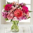 C13-5166 FTD® Blushing Beauty™ Bouquet