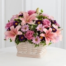 S31-4509 The FTD® Loving Sympathy™ Basket
