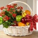C34-5198 The FTD® Garden's Paradise™ Basket