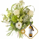 Bouquet: Sparkling and white wine