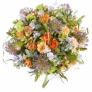 Funeral:Twilight; Funeral Bouquet Biedermeier