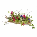 Funeral: Eternal nature; Funeral Bouquet Grouped