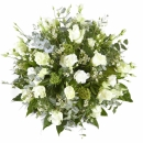Funeral: I miss you; Funeral Bouquet Biedermeier