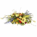 Funeral: Wonderfully beautifull; Funeral Arrangement; without attribute