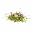 Funeral: Silent words; Funeral Bouquet Ovaal