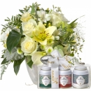 Exquisite Magic of Blossoms with Gottlieber tea gift set