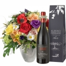 Cheerful Spring Bouquet with Amarone Albino Armani DOCG (75cl)