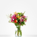Bouquet: For the best; excl. vase