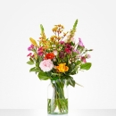 Bouquet: Cheerful picking bouquet; excl. vase
