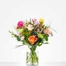 Bouquet: Congratulations; excl. vase