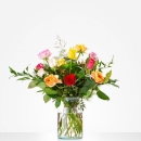 Bouquet: A Rose for you; excl. vase