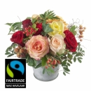 Magic of Rose with Fairtrade Max Havelaar-Roses - Big Blooms