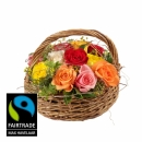 Colorful Potpurri with Fairtrade Max Havelaar-Roses - Small Blooms